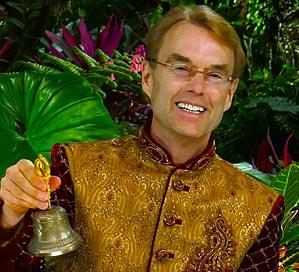 Sukaishi David teaches OJAYA Deep Meditation in the Earthborn Rainforest